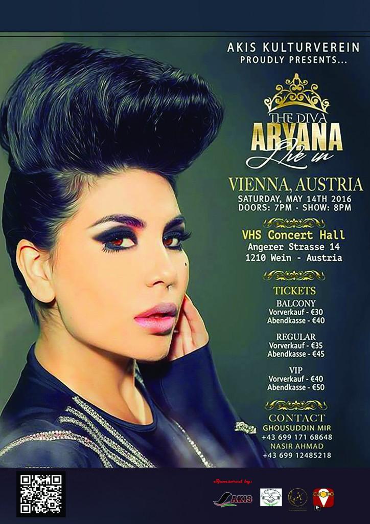 Aryana Poster